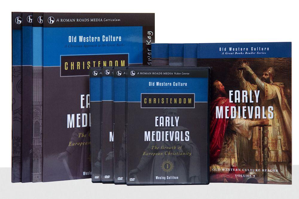 Old Western Culture Christendom Curriculum