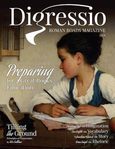 Digressio Magazine Graphic