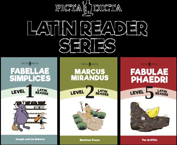 Latin Readers Spread Graphic