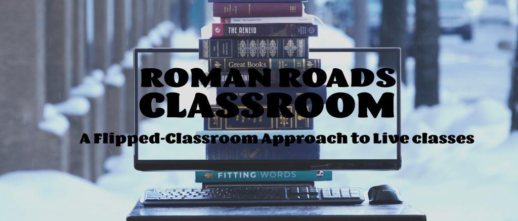 Roman Roads Classroom Graphic