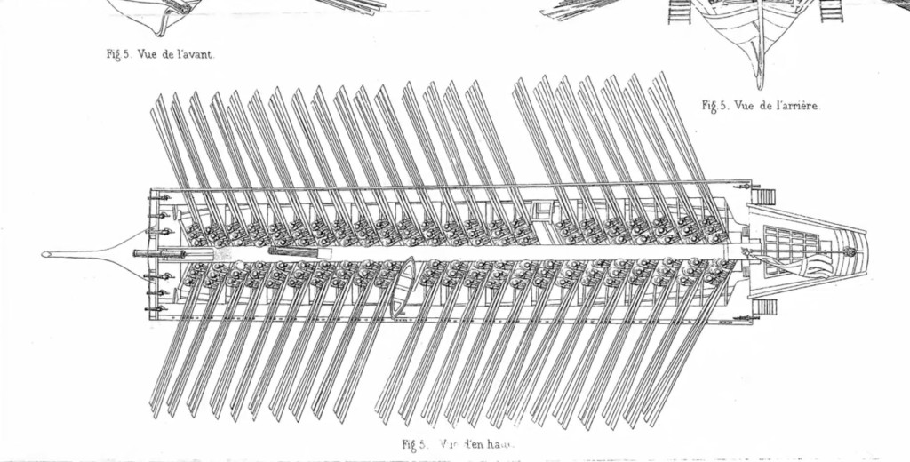 The Unusual Use of the Trireme in Thucydides