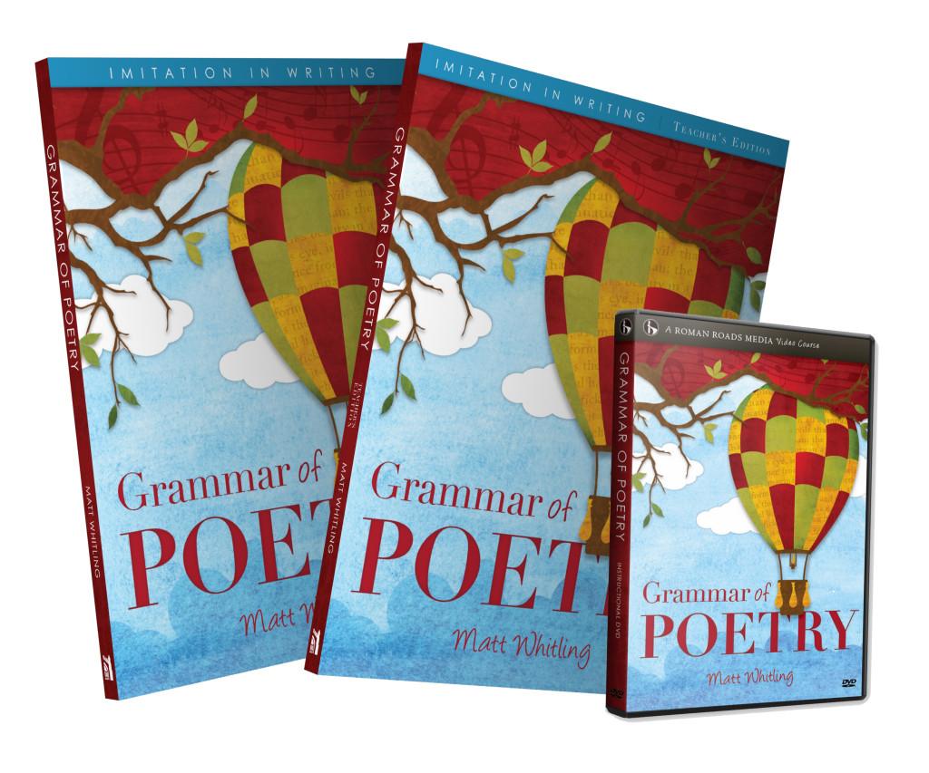 Grammar of Poetry Bundle