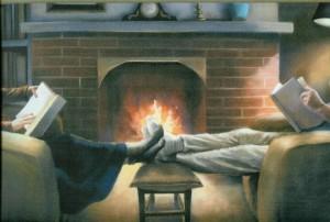 Reading is romantic