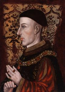 King Henry the V