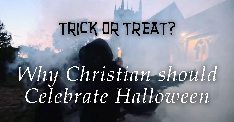 why christians should celebrate halloween roman roads media