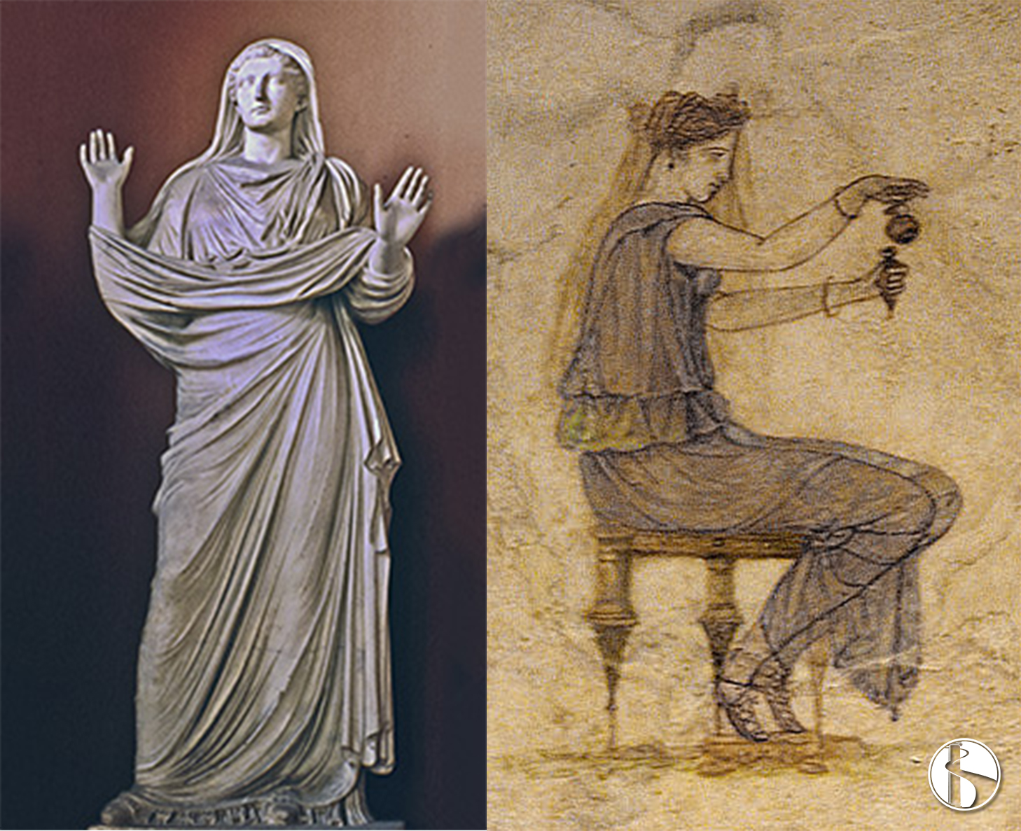 lives of women in ancient rome Roman women: following the clues when trying to work out what the lives of roman women were really like women in ancient rome.