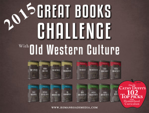 2015 Great Books Challenge from Roman Road Media