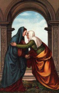 Visitation, pour la Congrégation San Martino (1503)