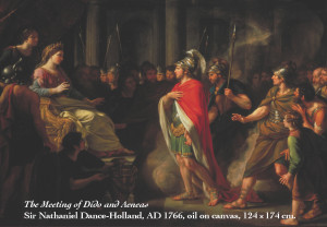 The Meeting of Dido and Aeneas