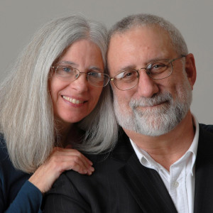Dr. Roy Atwood and his wife Bev