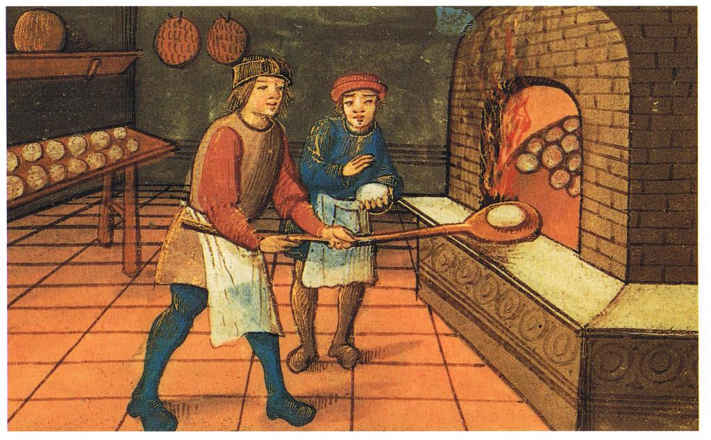 Medieval Baker - Apprentice