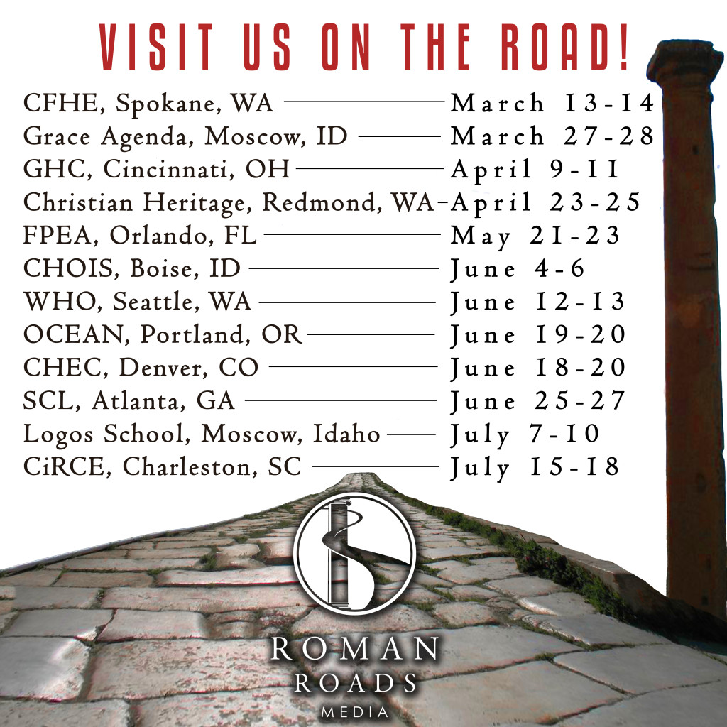 see us on the road