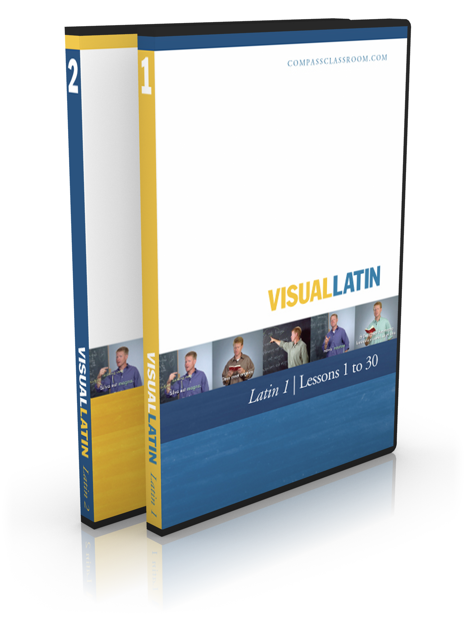 Visual Latin DVDs