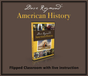 Dave Raymond US History