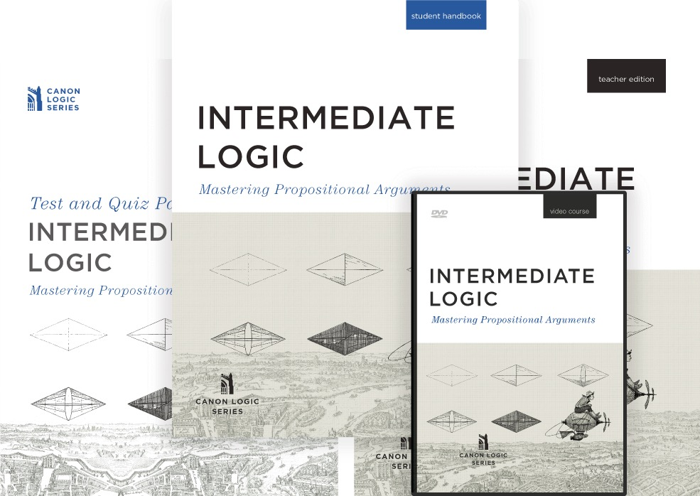 Intermediate Logic TextBooks
