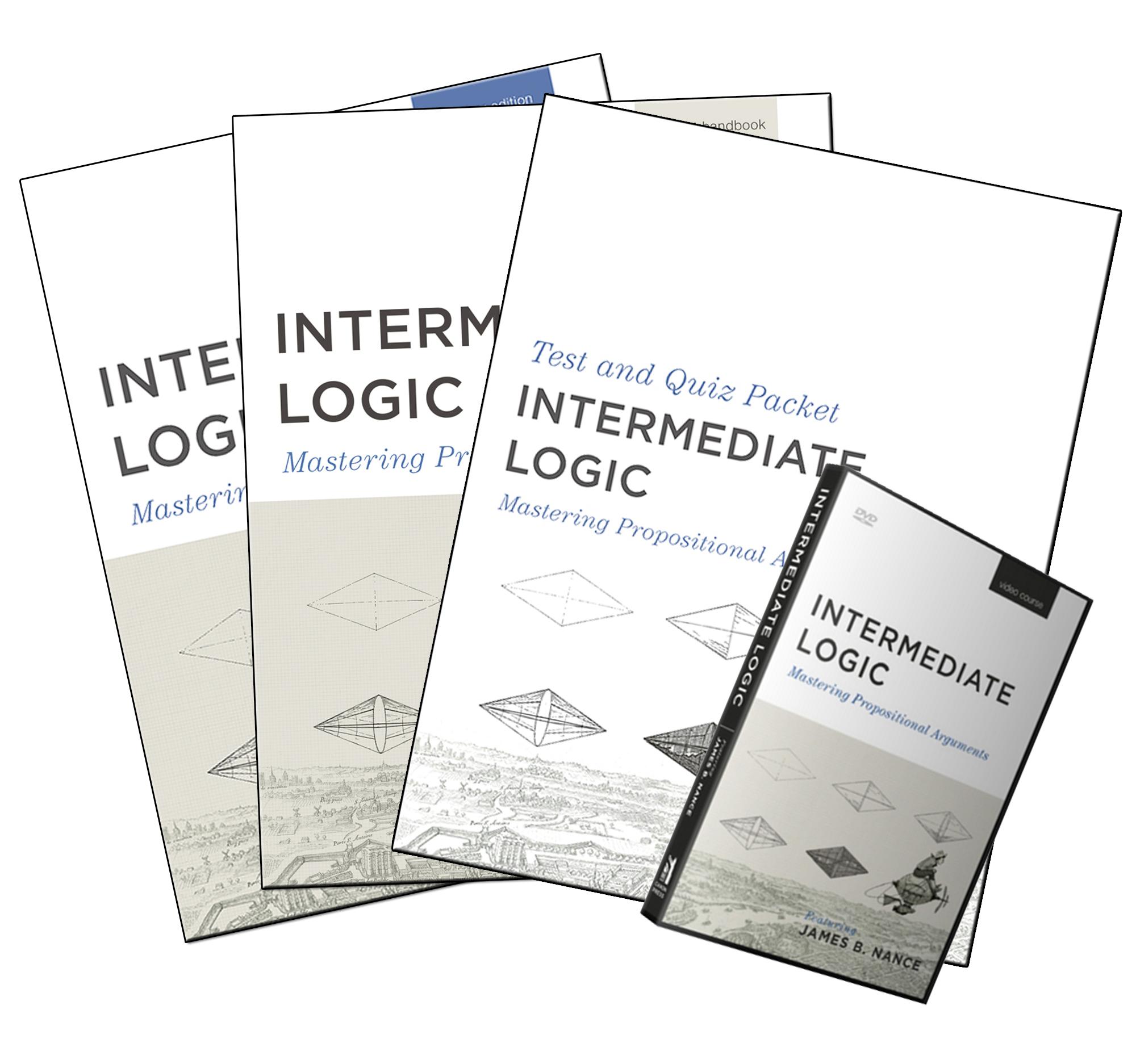 Intermediate Logic Roman Roads Media