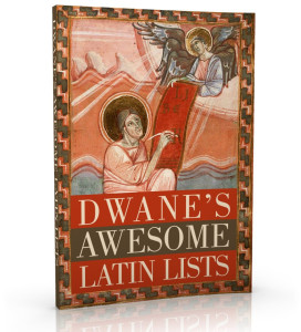 dwanes-awesome-latin-lists