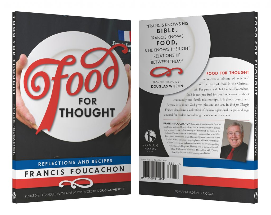 Food for Thought by Francis Foucachon