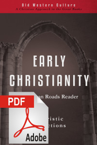 Early Christianity Cover PDF
