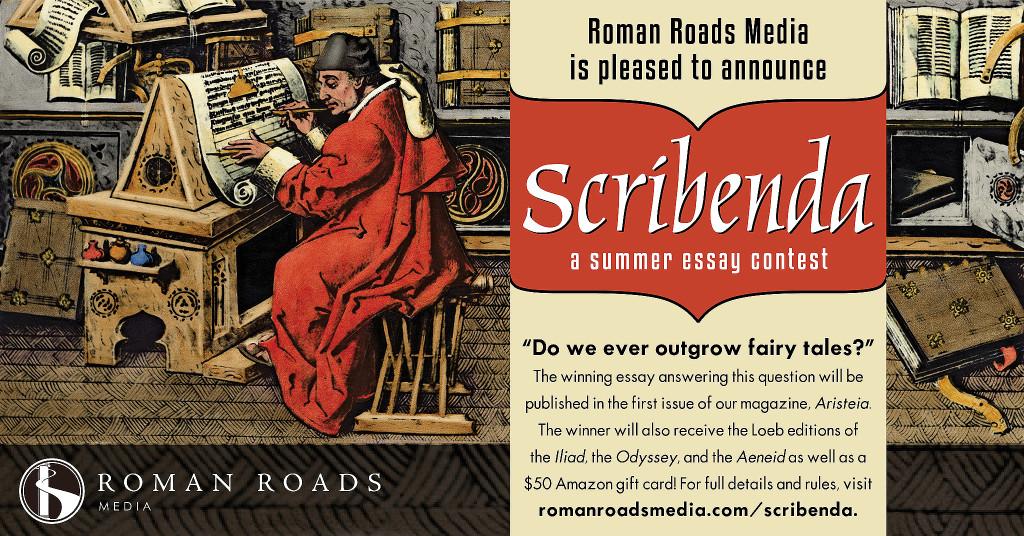 Scribenda | A Summer Essay Contest