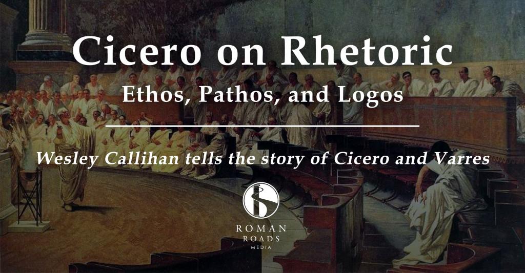 Cicero Rhetoric Verres excerpt