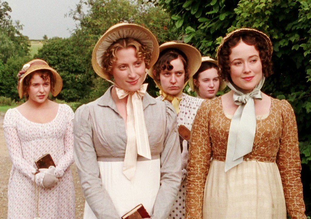 Pride and Prejudice 1995bennetSisters