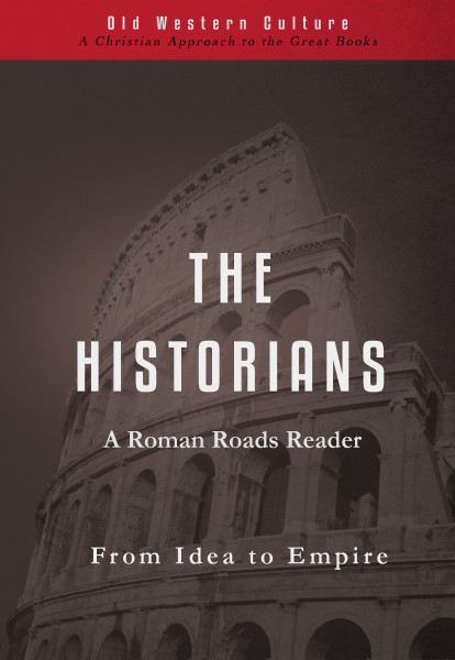 Romans Historians just cover2