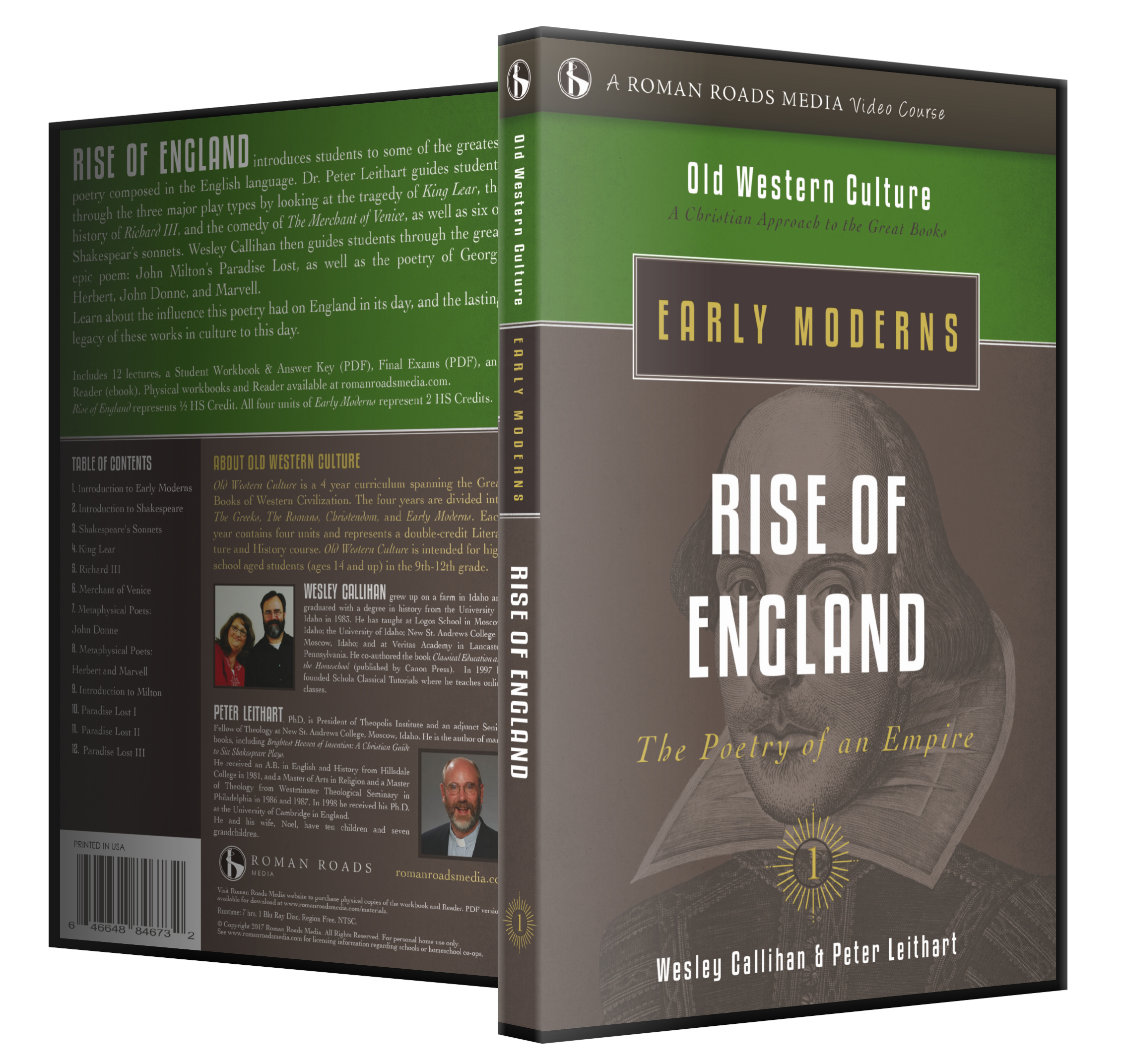 Early Moderns: Rise of England