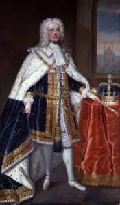 Portrait of King George II (1683–1760)