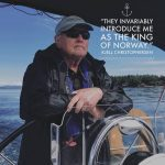 Meet Kjell, the oldest, shortest, feistiest member of Skipper's crew. He grew up sailing the Norwegian fjords, and he once chucked a rock at a Nazi, so nothing scares him. Stronger wind, bigger waves, thicker fog—Kjell insists they can take it all. Thankfully, Skipper doesn't listen to this cocky Viking.