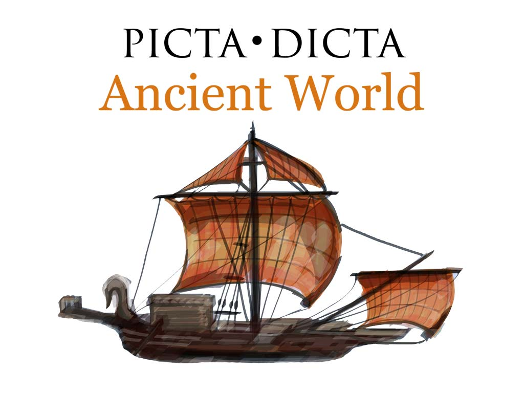 Picta Dicta Ancient World Graphic