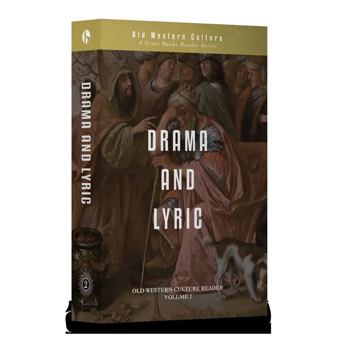 Y1 Q2: Drama and Lyric