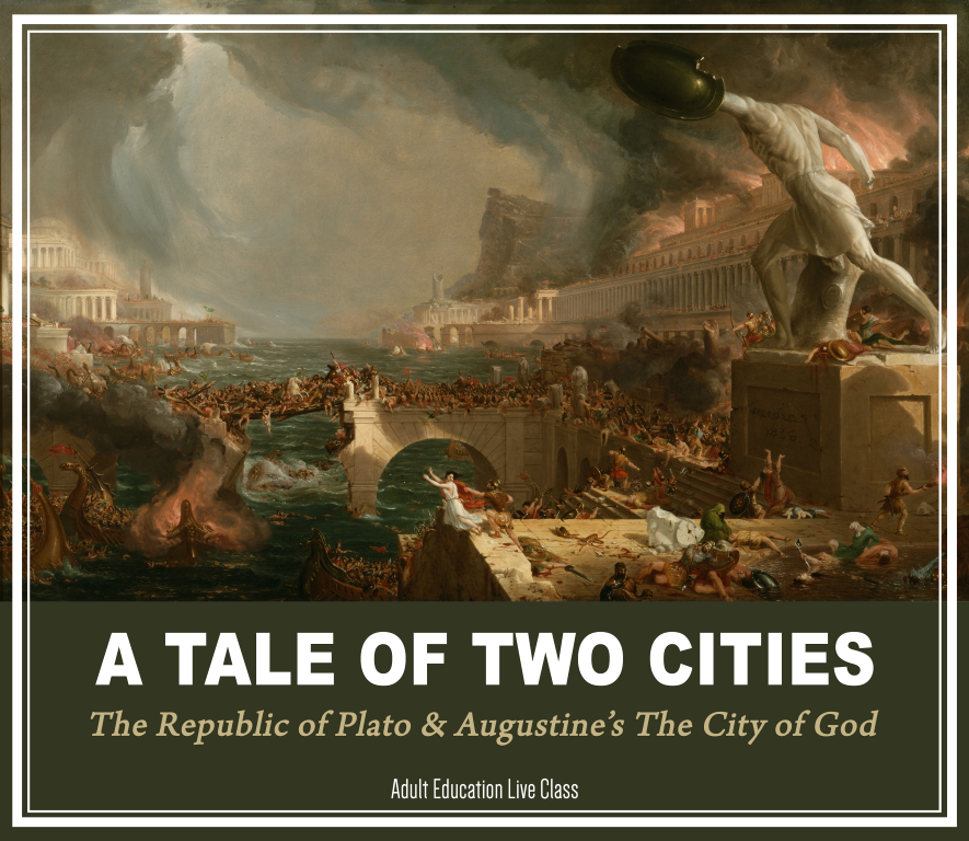 A Tale of Two Cities (Part 2; Spring 2020)