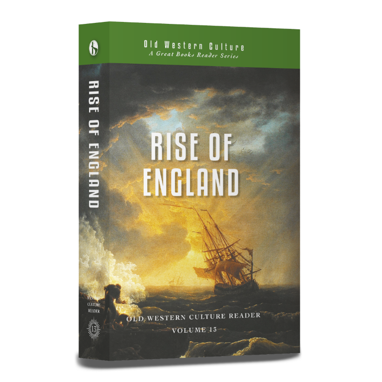 Y4 Q1: Rise of England
