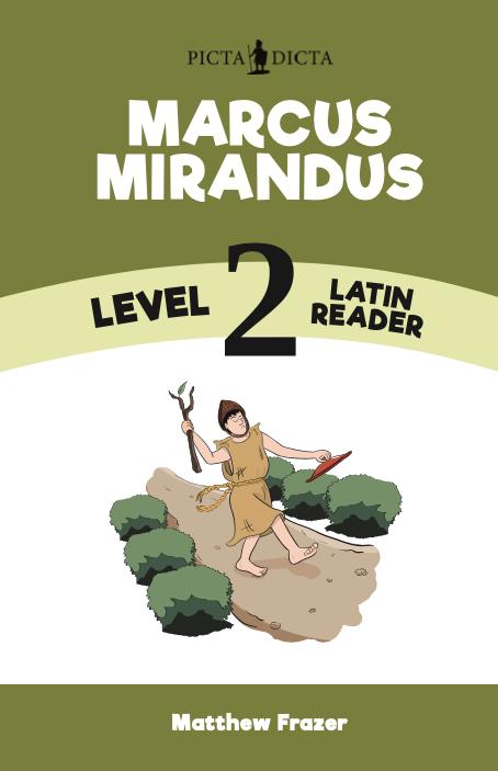 Marcus Mirandus Graphic