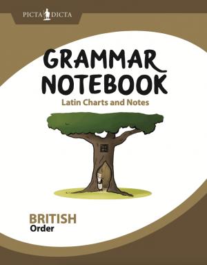 Picta Dicta Grammar Notebook